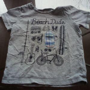 2/$10 Beach dudes infant Tee
